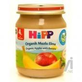 Hipp Organik Muz ve Elma Püresi 125 gr