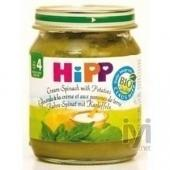 Hipp Organik Patatesli Ispanak 125 gr