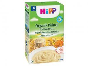 Organik Pirinçli 2 Adet Hipp