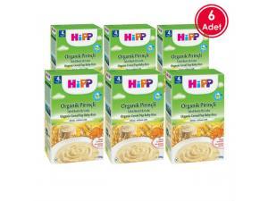 Organik Pirinçli 6 Adet Hipp
