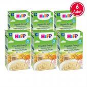 Hipp Organik Pirinçli 6 Adet