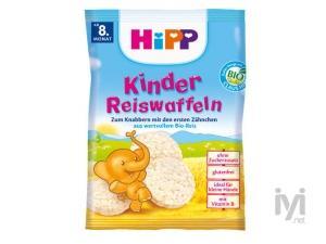 Organik Pirinçli Bebek Gofreti Hipp