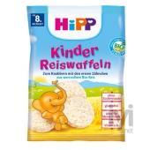 Hipp Organik Pirinçli Bebek Gofreti