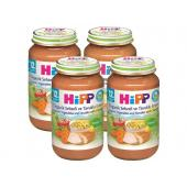 Hipp Organik Sebze ve Tavuklu Erişte 220 Gr