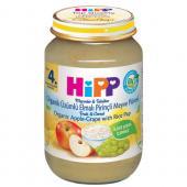 Hipp Organik Üzümlü Elmalı Meyve Püresi