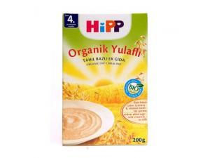Organik Yulaflı 3 Adet Hipp