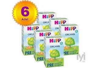 Pre Organik 300 gr 6 Adet Hipp