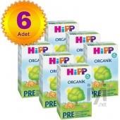 Hipp Pre Organik 300 gr 6 Adet