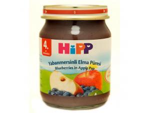 Yabanmersinli Elma Puresi 125 gr Hipp