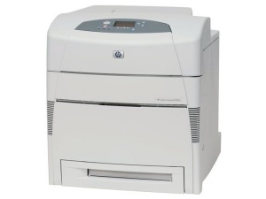 Color LaserJet 5550  HP