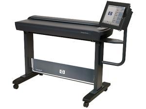 Designjet HD Scanner CQ654B HP