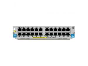 24 bağlantı noktalı Gig-T PoE+ V2 J9534A HP
