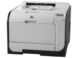 LaserJet Pro 400 M451dw HP