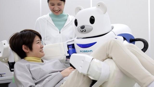 Japonya'da Gececi Robotlar Çalışacak!