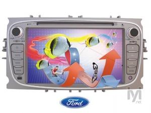 "7"" TV/DVD/GPS Navigasyon Sist. Ford için (KD F11) Kamosonic"