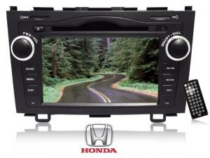 "7"" TV/DVD/GPS Navigasyon Sist. Honda için (KD H04) Kamosonic"