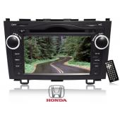 "Kamosonic 7"" TV/DVD/GPS Navigasyon Sist. Honda için (KD H04)"