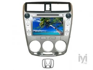 "7"" TV/DVD/GPS Navigasyon Sist. Honda için (KD H14) Kamosonic"