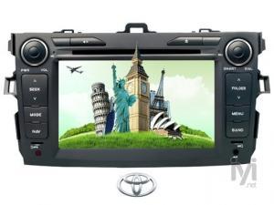 "7"" TV/DVD/GPS Navigasyon Sist. Toyota için (KD T26) Kamosonic"