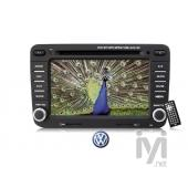 """Kamosonic 7"""" TV/DVD/GPS Navigasyon Sist. Wolkswagen için (KD W27)"""