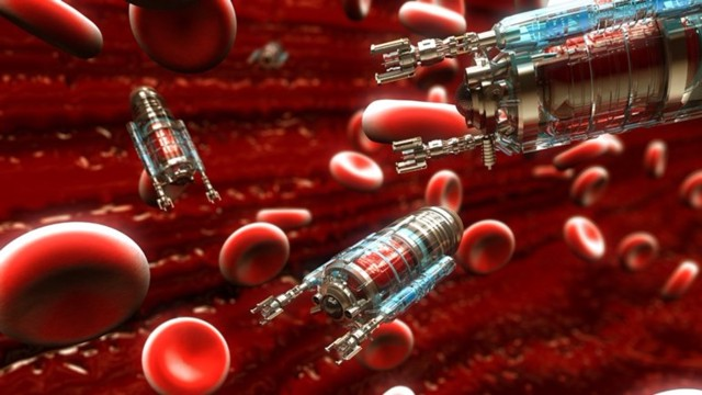 Kanserle Mücadelede DNA Robotları Geliyor!
