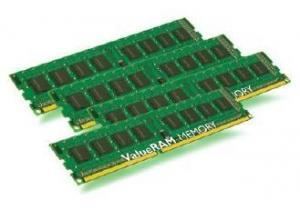16GB (4x4GB) DDR3 1600MHz KVR16E11K4/16I Kingston