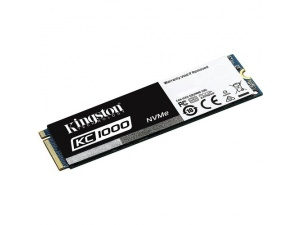 Kingston 240GB KC1000 M.2 Sata NVMe Ssd Disk SKC1000/240G
