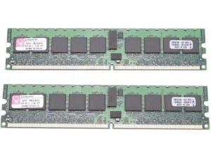 4GB (2x2GB) DDR2 667Mhz KTH-XW9400LPK2/4G Kingston