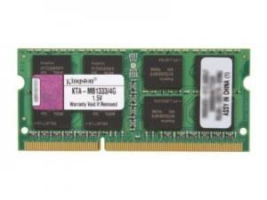4GB DDR3 1333MHz KTA-MB1333/4G Kingston