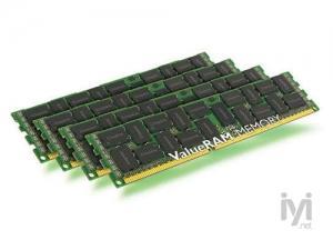 64GB (4x16GB) DDR3 1600MHz KVR16R11D4K4/64 Kingston