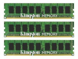 6GB (3X2GB) DDR3 1066MHZ KTA-MP1066SK3/6G Kingston
