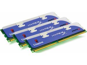 Hyper-X 12GB (3x4GB) DDR3 1600MHz KHX1600C9D3K3/12GX Kingston