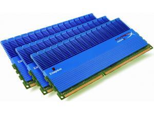 Hyper-X 6GB (3x2GB) DDR3 1600MHz KHX1600C9D3T1K3/6GX Kingston