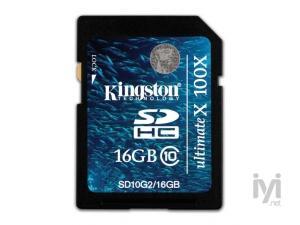 SDHC 16GB Class 10 SD10G2/16GB Kingston