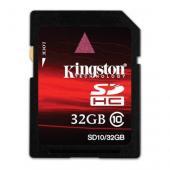 Kingston SDHC 32GB Class 10 (SD10/32GB)