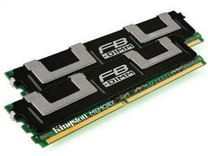 ValueRAM 8GB (2x4GB) DDR2 667MHz KVR667D2D4F5K2/8G Kingston