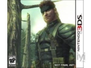Metal Gear Solid: Snake Eater 3D (Nintendo 3DS) Konami