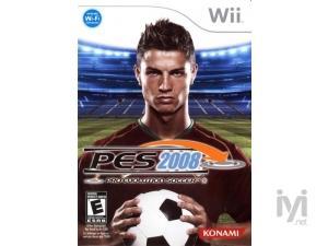 Pro Evolution Soccer 2008 (Nintendo Wii) Konami