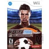 Konami Pro Evolution Soccer 2008 (Nintendo Wii)