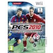 Konami Pro Evolution Soccer 2010 (Nintendo Wii)