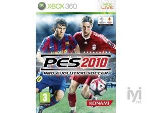 Pro Evolution Soccer 2010 (Xbox 360) Konami