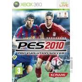 Konami Pro Evolution Soccer 2010 (Xbox 360)