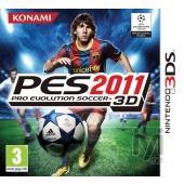 Konami Pro Evolution Soccer 2011 - 3D (Nintendo 3DS)