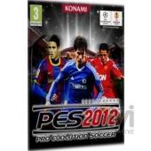 Konami Pro Evolution Soccer 2012 PC