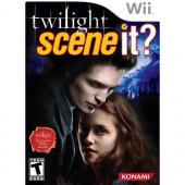 Konami Scene It? Twilight (Nintendo Wii)
