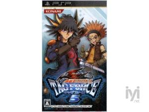 Yu-Gi-Oh! 5D's Tag Force 5 (PSP) Konami