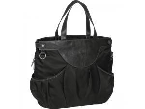Lassig Glam City Bag Black - Siyah Kol Çantası (LSG. LCIB501)