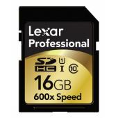 Lexar SDHC 16GB 400X