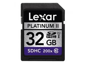 SDHC 32GB 200X Lexar