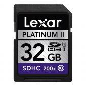 Lexar SDHC 32GB 200X